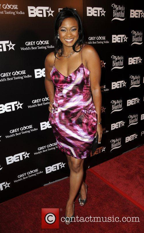 Tatyana The BET awards pre-show dinner held at...