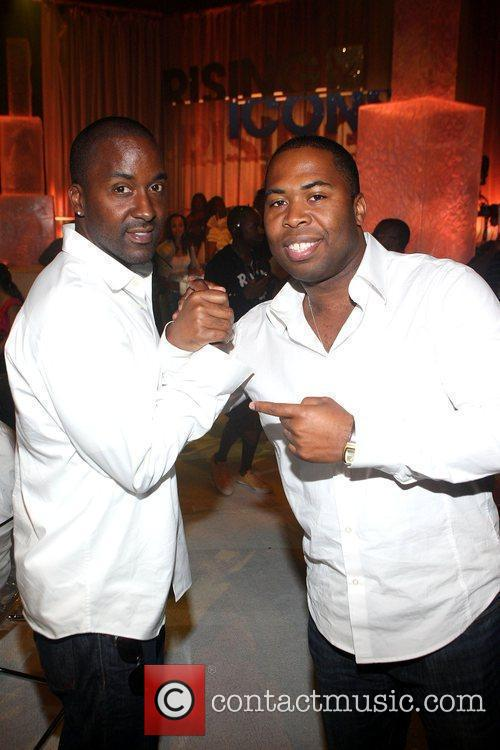 Derrin Woodhouse and Chauncy Hamel Grey Goose and...