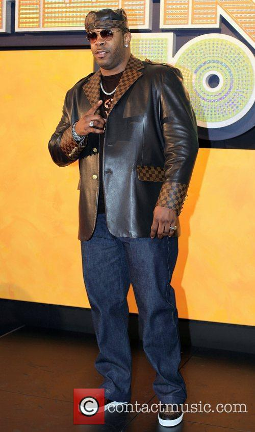 Busta Rhymes The 4th annual BET Hip-Hop Awards...