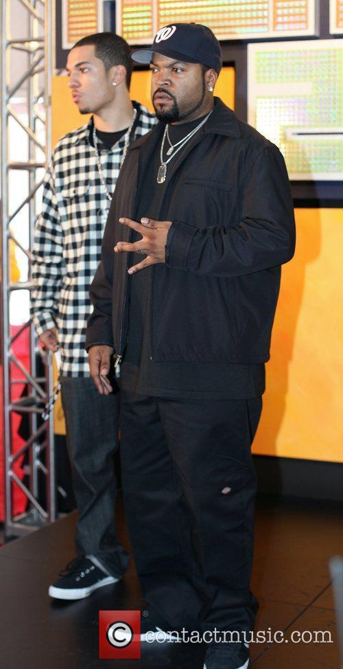Ice Cube The 4th annual BET Hip-Hop Awards...
