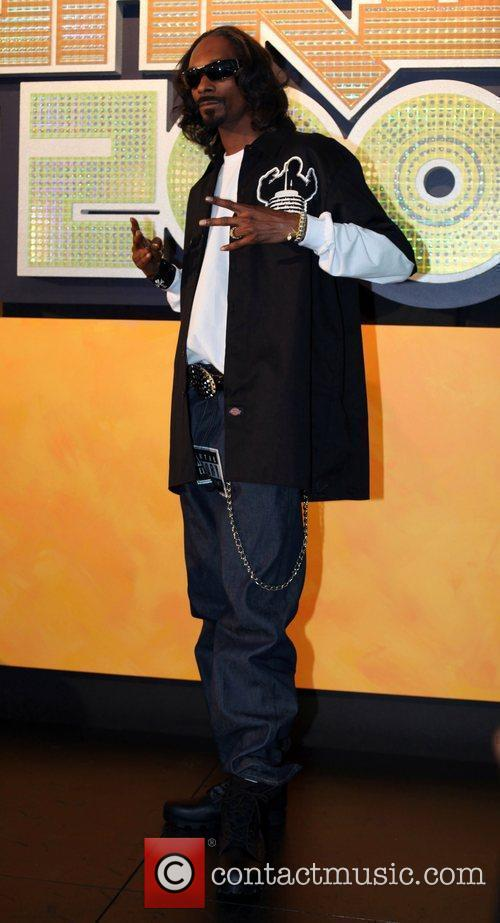 Snoop Dogg The 4th annual BET Hip-Hop Awards...