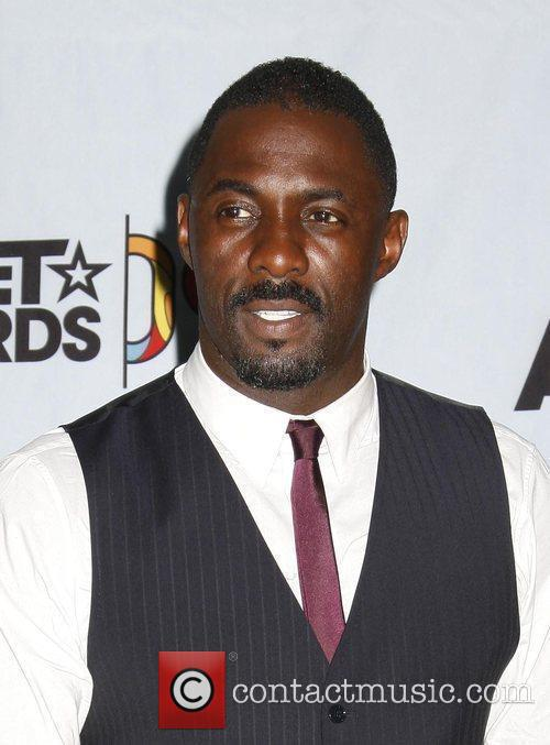 Idris Elba and Bet Awards