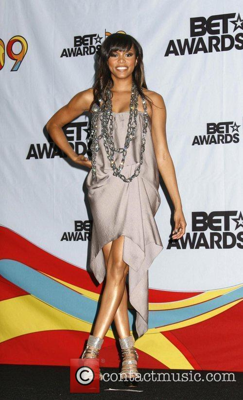 Letoya Luckett 2009 BET Awards held at the...