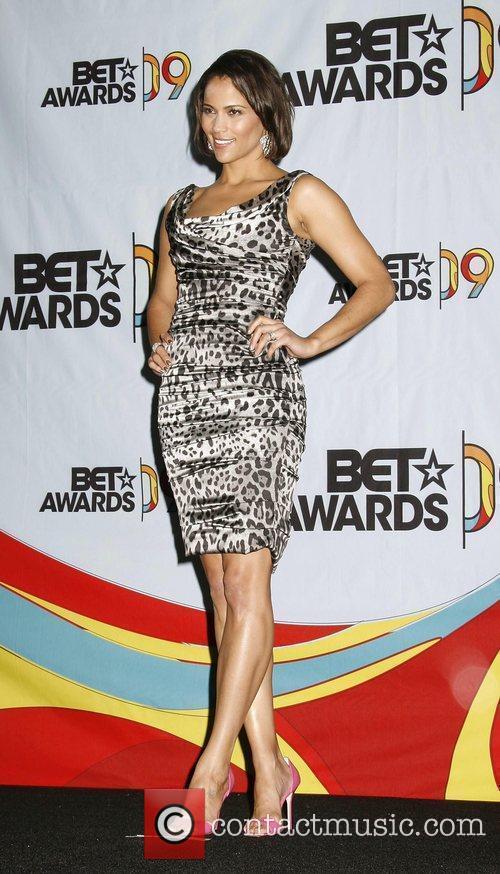 Paula Patton and Bet Awards 3