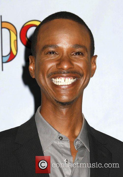 Tevin Campbell 2009 BET Awards held at the...