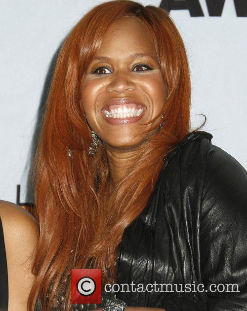 Tina Campbell of Mary Mary 2009 BET Awards...