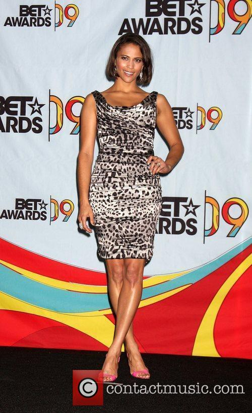 2009 BET Awards held at the Shrine Auditorium...