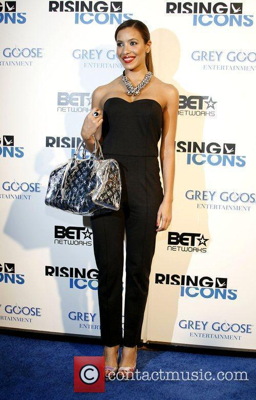 TV Personality Julissa Bermudez Media Launch of BET's...