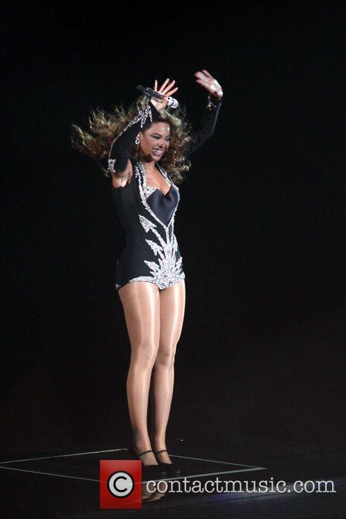 Beyonce Knowles and Madison Square Garden 15