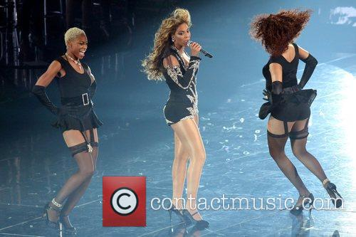 Beyonce Knowles and Madison Square Garden 7