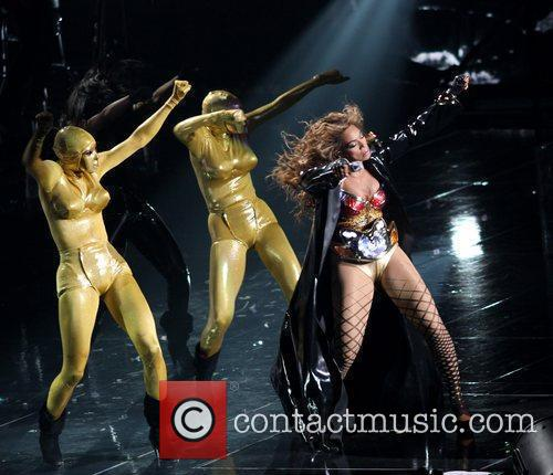 Beyonce Knowles and Madison Square Garden 11