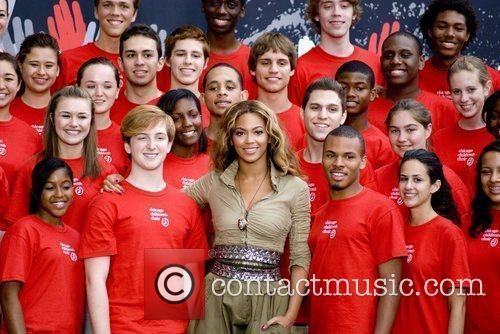 Beyonce Knowles and Chicago 1
