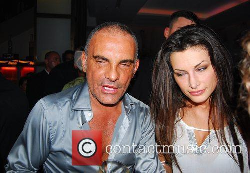 Christian Audigier and Felix Club 11
