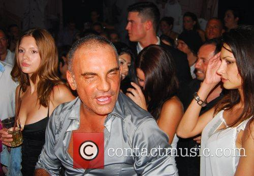 Christian Audigier and Felix Club 4