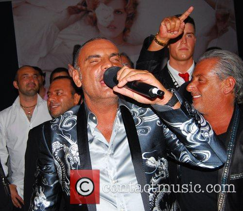 Christian Audigier and Felix Club 7