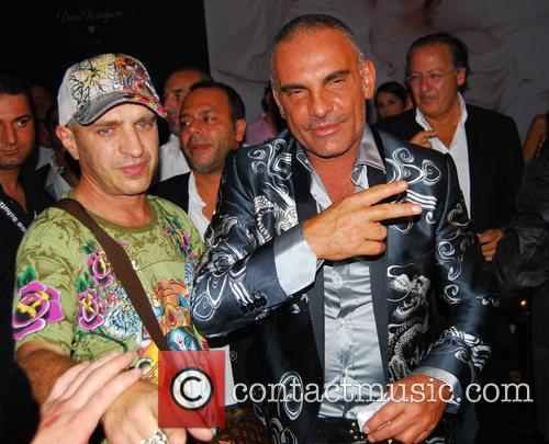 Christian Audigier and Felix Club