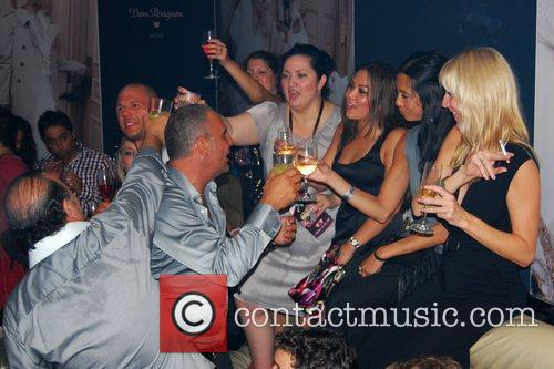 Christian Audigier, Guests and Felix Club 3