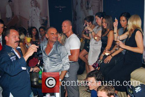 Christian Audigier, Guests and Felix Club 10