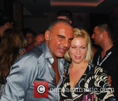 Christian Audigier, Guests and Felix Club 1