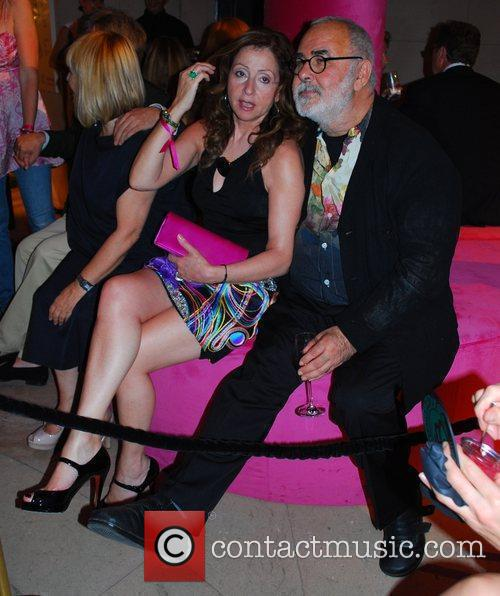 Vicky Leandros and Mercedes Benz Fashion Week