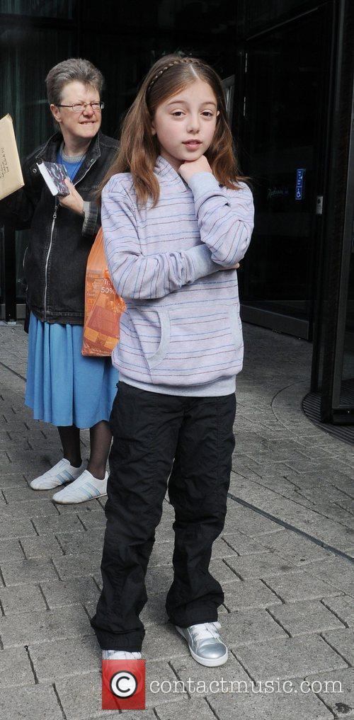 'Britain's Got Talent' finalist, Hollie Steele leaving her...