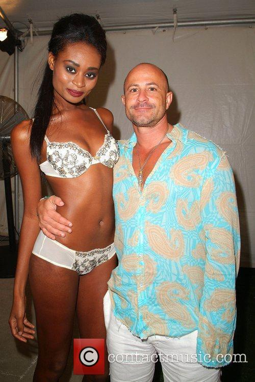 Stacy Ann and Rafi Anteby Rock Fashion Week...