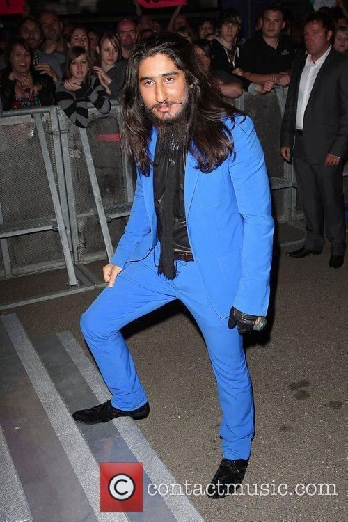 Siavash Big Brother 10 series launch - arrivals...