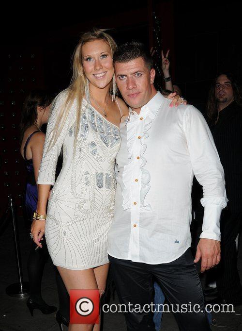 Big Brother 10 contestants Bea Hamill and David...