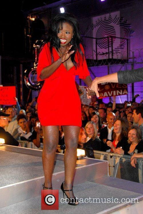 Is the second contestant to be evicted from...