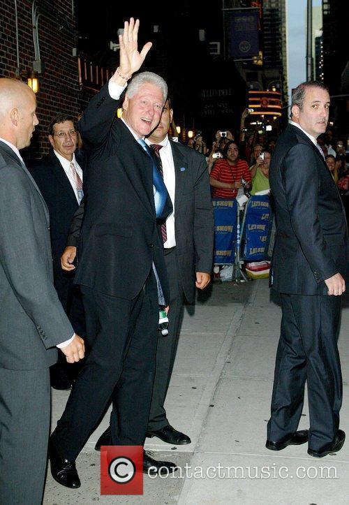 Former President Bill Clinton 4
