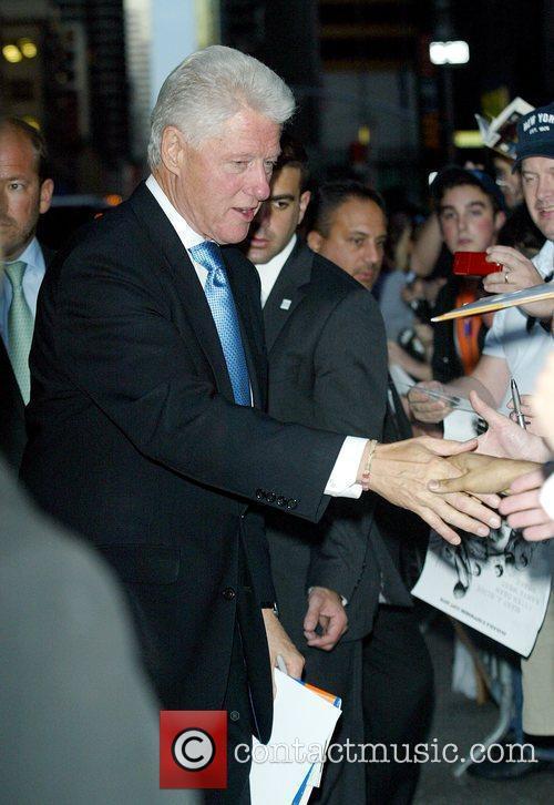 Former President Bill Clinton 3