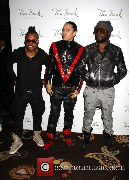 Apl.de.ap, Taboo, Will.i.am Fergie and The Black Eyed...