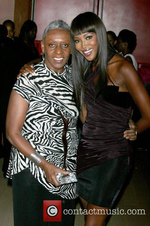Bethann Hardison, Naomi Campbell,  The Fourth Annual...