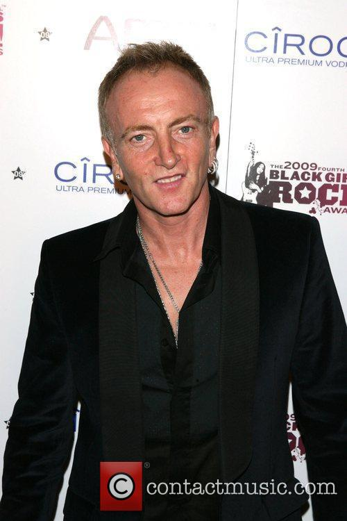 Phil Collen of Def Leppard,  The Fourth...