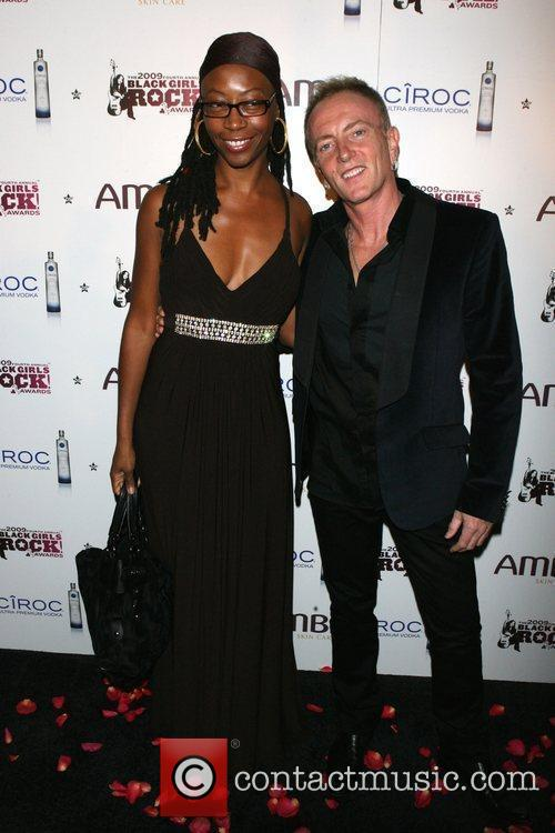 Helen Simmons, Phil Collen,  The Fourth Annual...