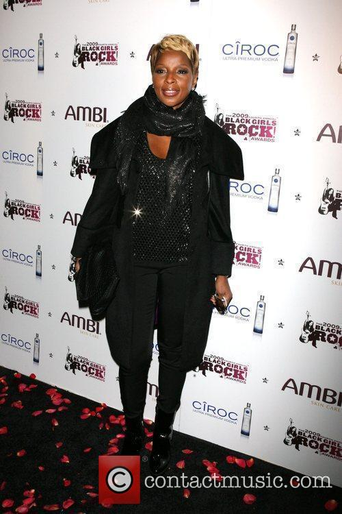 Mary J. Blige,  The Fourth Annual Black...