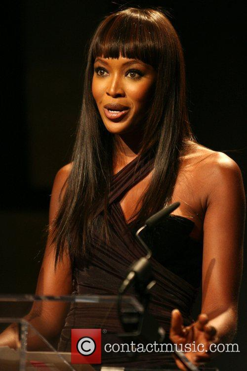 Naomi Campbell,  The Fourth Annual Black Girls...