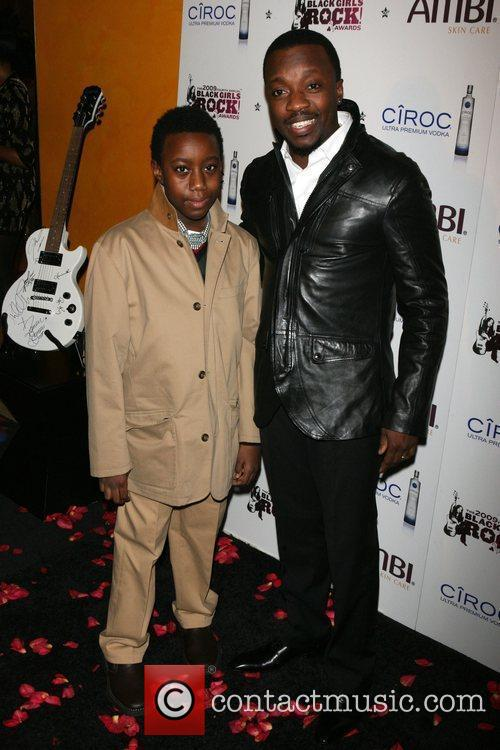 Tristan Hamilton and Anthony Hamilton 1