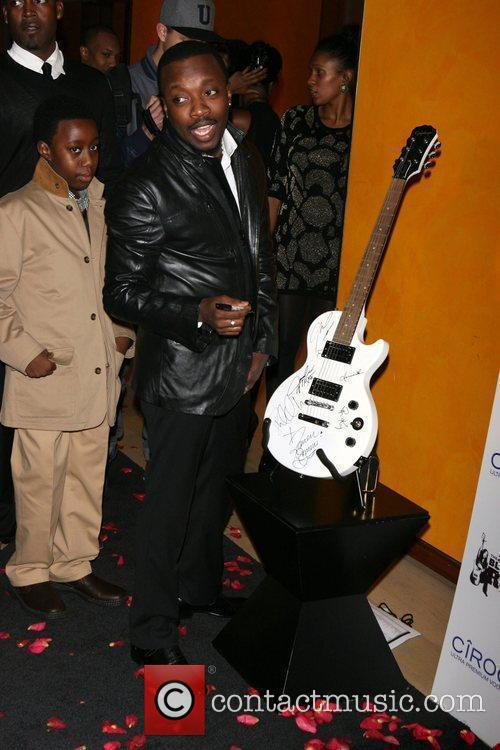 Tristan Hamilton and Anthony Hamilton 2