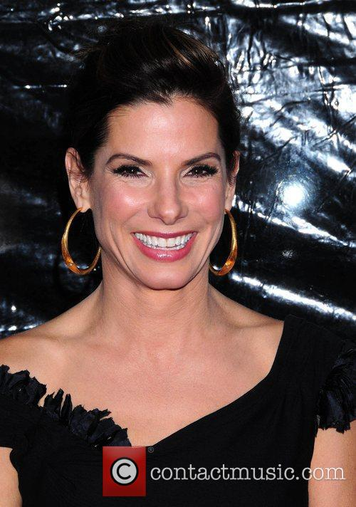 Sandra Bullock attends the premiere of 'The Blind...