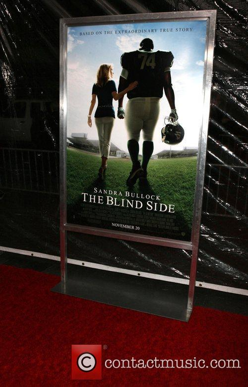 Poster Of The Blind Side 11