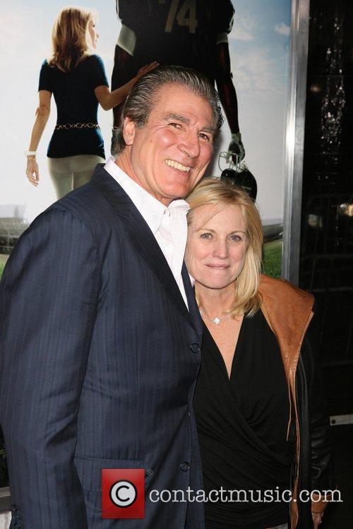 Vince Papale & Janet Papale Premiere of 'The...