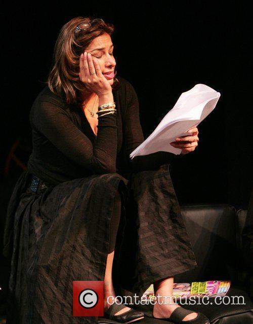 Shobna Gulati Celebrities rehearsing for 'Body Gossip: Tell...