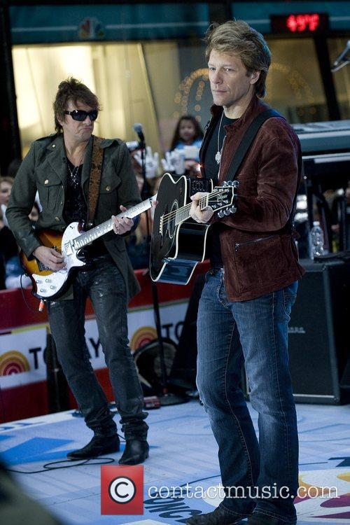 Richie Sambora and Jon Bon Jovi 9