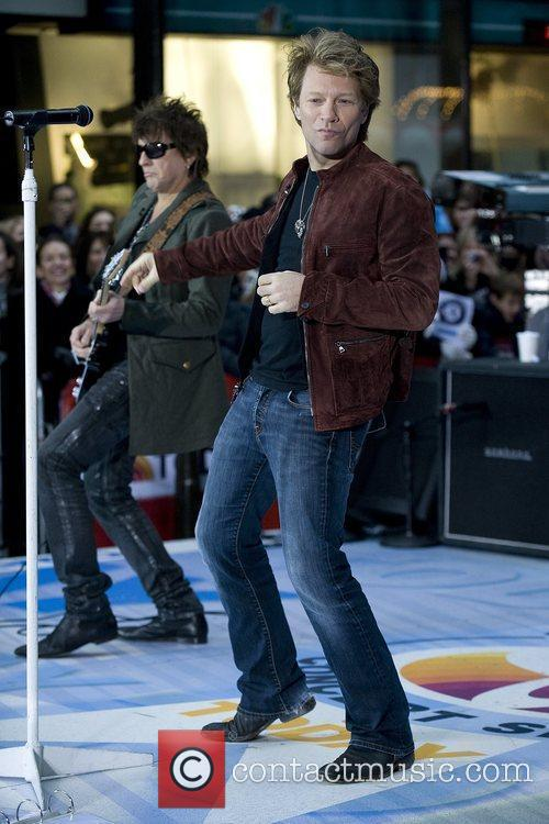 Richie Sambora and Jon Bon Jovi 1