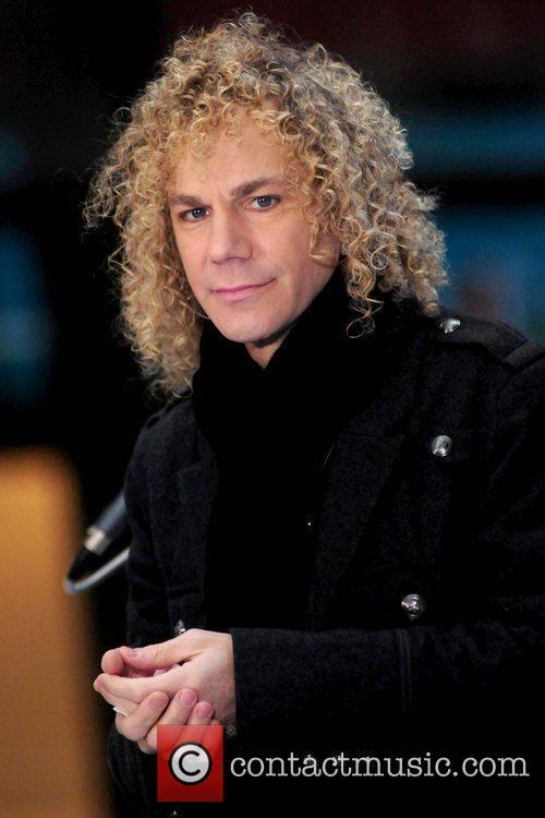 David Bryan Bon Jovi performing live on the...