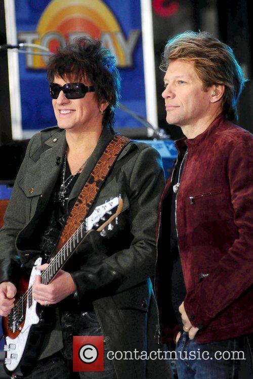 Richie Sambora and Jon Bon Jovi 9