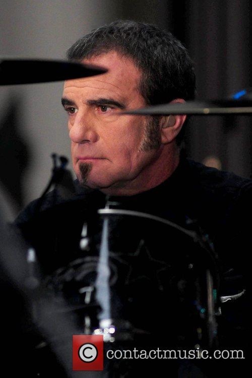 Tico Torres Bon Jovi performing live on the...