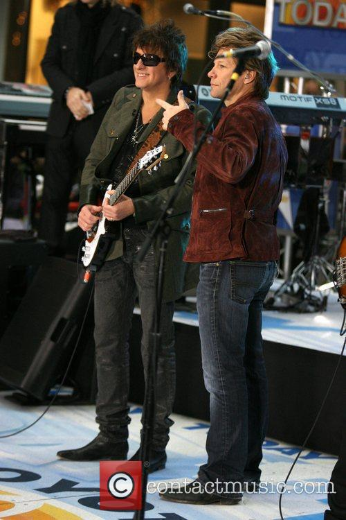 Richie Sambora and Jon Bon Jovi 3