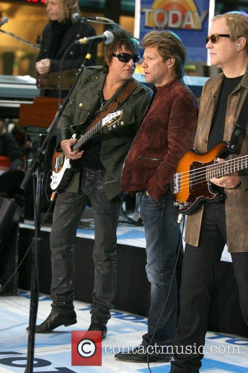 Richie Sambora and Jon Bon Jovi 2